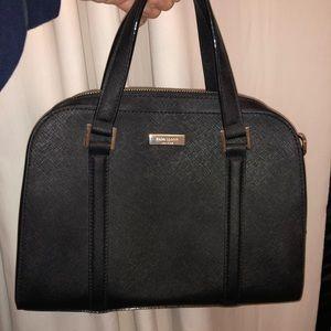 Authentic Kate spade black purse